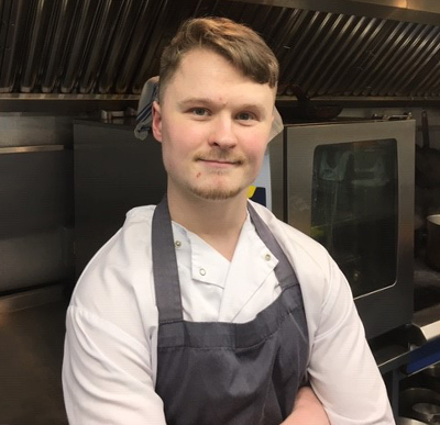 David Our Chefs Three horseshoes Groesffordd