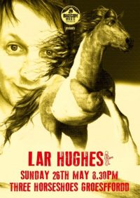 Lar Hughes Three Horseshoes