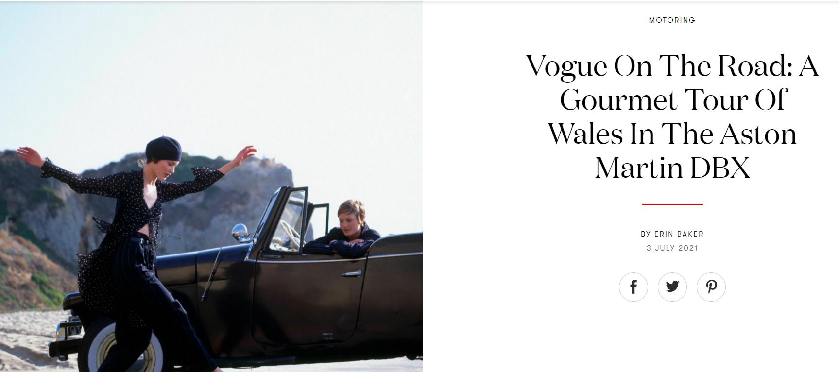 Vogue Three Horseshoes